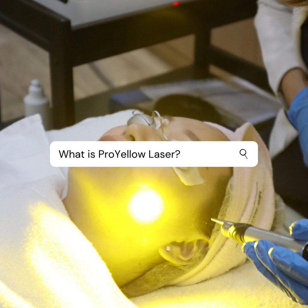 what is pro yellow laser